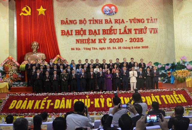 10/63 tỉnh, thành phố tổ chức thành công Đại hội Đảng bộ - Ảnh 5.
