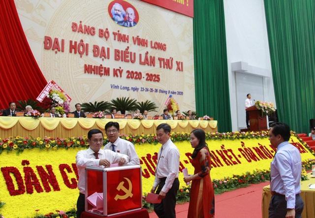 10/63 tỉnh, thành phố tổ chức thành công Đại hội Đảng bộ - Ảnh 8.