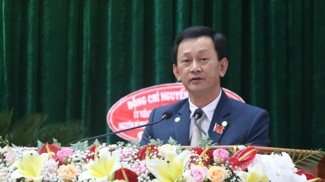 10/63 tỉnh, thành phố tổ chức thành công Đại hội Đảng bộ - Ảnh 1.