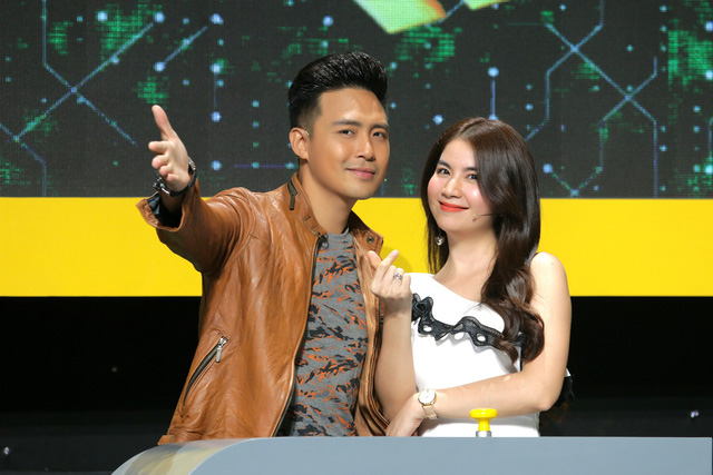 Vợ chồng Thanh Duy và Kha Ly liên tục lục đục, cãi cọ trong Người đứng thẳng - Ảnh 4.