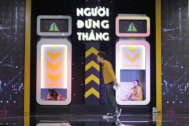 Vợ chồng Thanh Duy và Kha Ly liên tục lục đục, cãi cọ trong Người đứng thẳng - Ảnh 3.