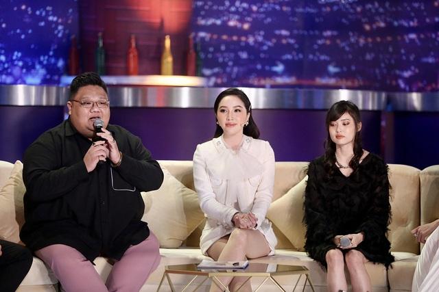 Cặp bài trùng Vương Khang - Bảo Thy hội ngộ tại Bài hát đầu tiên - Ảnh 4.
