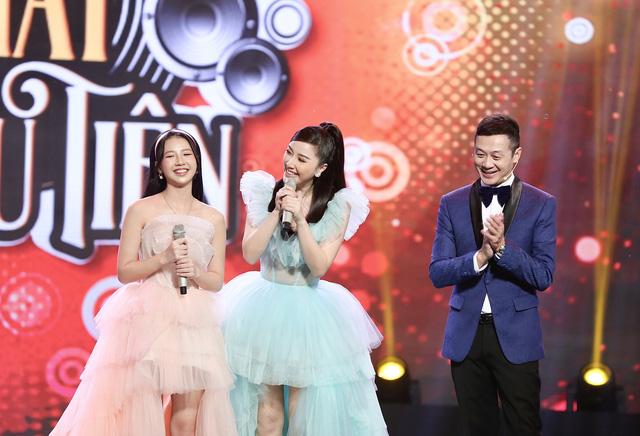 Cặp bài trùng Vương Khang - Bảo Thy hội ngộ tại Bài hát đầu tiên - Ảnh 6.