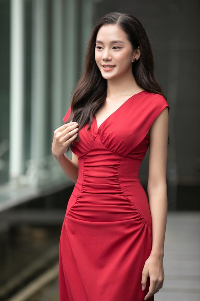 30 cô gái đầu tiên lọt vào Bán kết Hoa hậu Việt Nam 2020 - Ảnh 14.