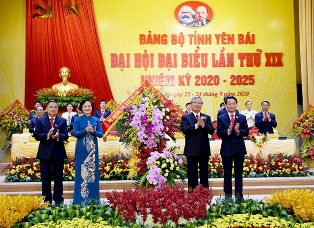 10/63 tỉnh, thành phố tổ chức thành công Đại hội Đảng bộ - Ảnh 3.