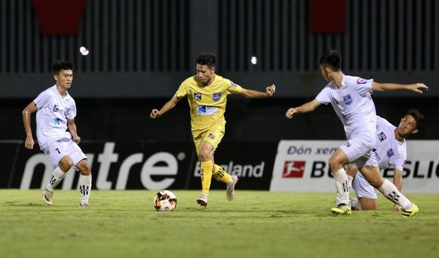 Sông Lam Nghệ An vô địch giải U17 Quốc gia - Ảnh 1.