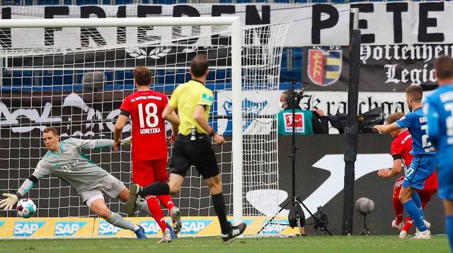 Hoffenheim 4-1 Bayern Munich: Địa chấn tại Bundesliga! - Ảnh 2.