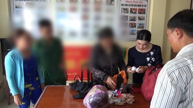 Triệt phá đường dây mua bán phụ nữ, giải cứu 2 thiếu nữ dưới 16 tuổi - ảnh 2