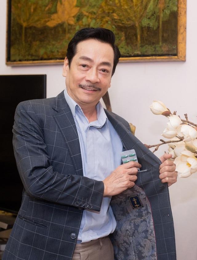 Nghệ sỹ Hoàng Dũng và thói quen giải độc gan từ công nghệ sinh học - Ảnh 3.