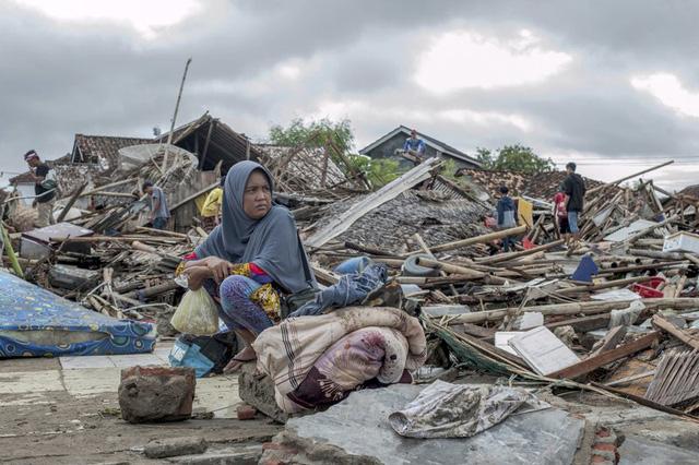 Nguy cơ xảy ra sóng thần cao tới 20 m ở đảo Java, Indonesia - Ảnh 1.