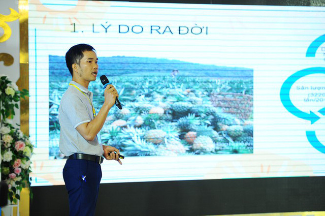 Chọn 10 dự án khởi nghiệp sáng tạo thanh niên nông thôn xuất sắc nhất miền Trung - ảnh 1