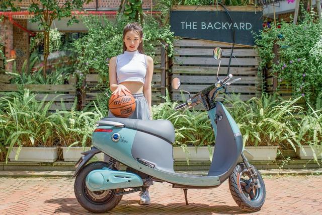 Một số mẫu xe máy điện Dibao hấp dẫn học sinh mùa tựu trường - Ảnh 3.