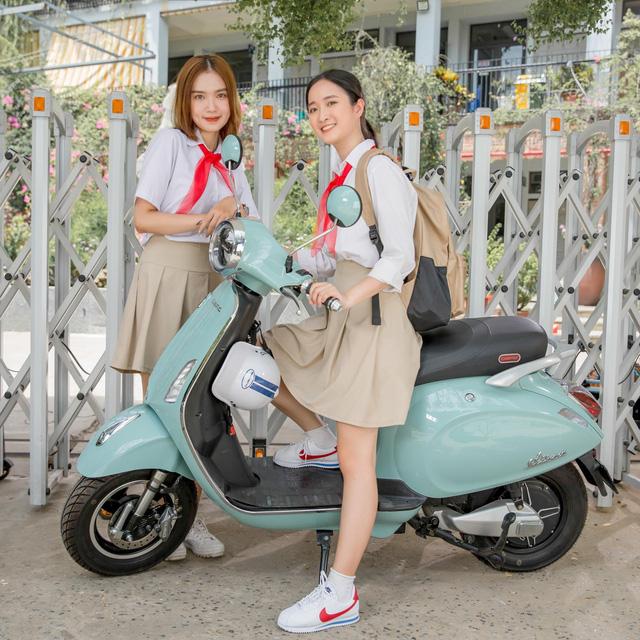 Một số mẫu xe máy điện Dibao hấp dẫn học sinh mùa tựu trường - Ảnh 6.