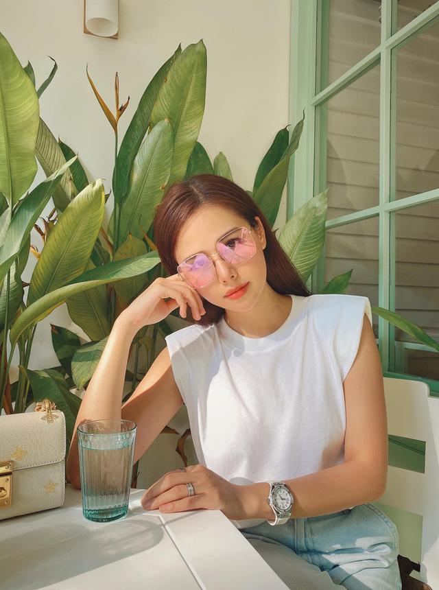 Cuộc sống thảnh thơi, sang chảnh của Phanh Lee sau kết hôn - Ảnh 3.