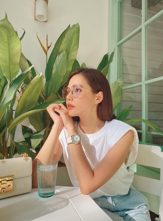Cuộc sống thảnh thơi, sang chảnh của Phanh Lee sau kết hôn - Ảnh 5.