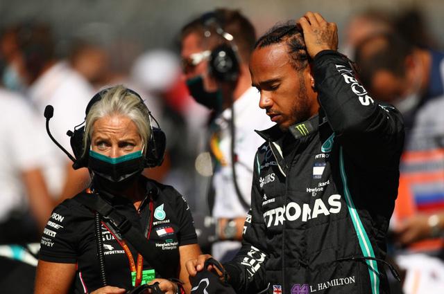 Vì sao Lewis Hamilton bị phạt 10 giây tại GP Nga? - Ảnh 4.