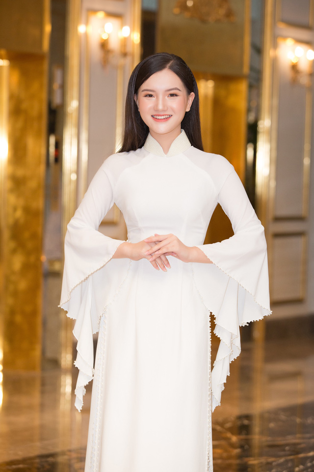 Dàn thí sinh 2k2 nổi bật tại Sơ khảo phía Bắc Hoa hậu Việt Nam 2020 - Ảnh 7.