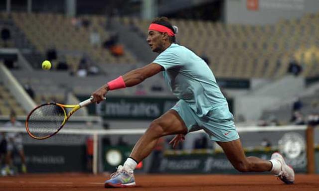 Nadal khởi đầu thuận lợi tại Pháp mở rộng 2020 - Ảnh 2.