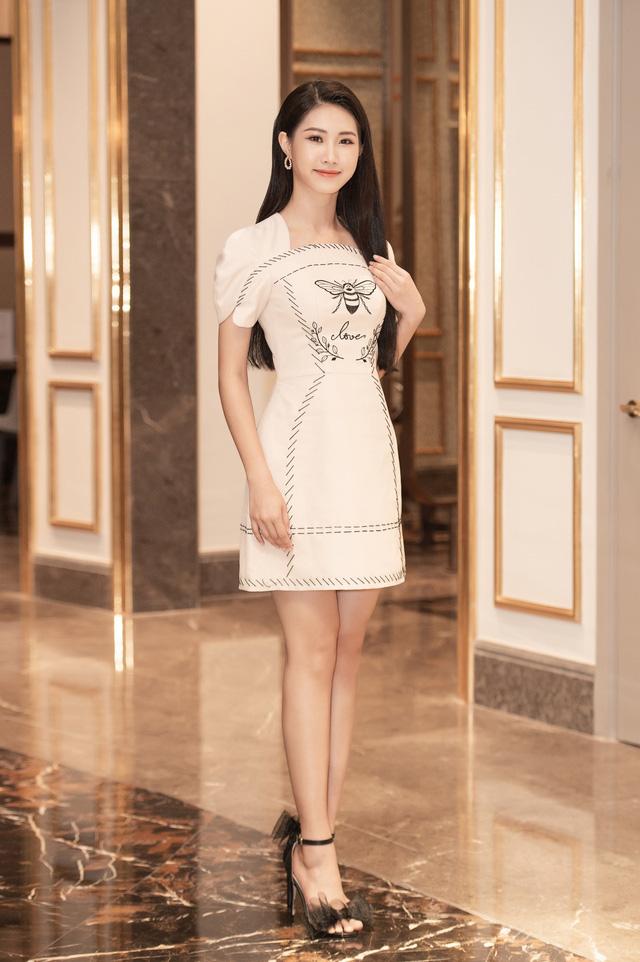 Dàn thí sinh 2k2 nổi bật tại Sơ khảo phía Bắc Hoa hậu Việt Nam 2020 - Ảnh 9.