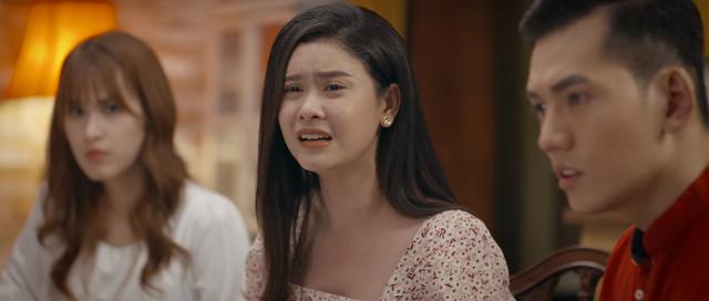 Trói buộc yêu thương - Tập 5: Bị bà Lan mắng là thứ con gái hư hỏng, Phương khóc tức tưởi - Ảnh 2.