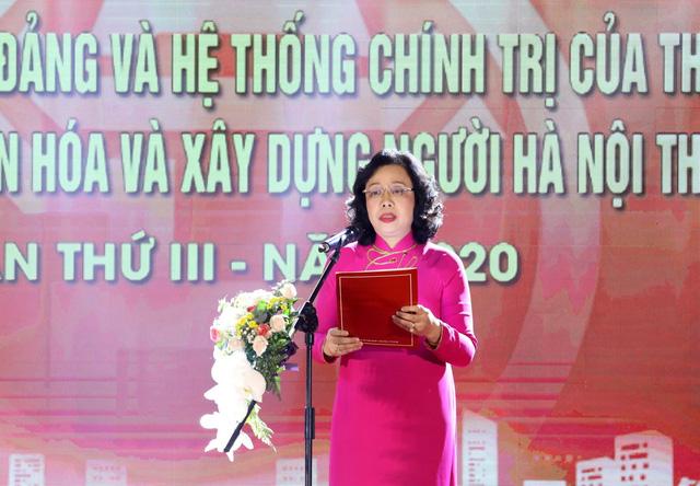 Hà Nội trao thưởng 2 giải báo chí về xây dựng Đảng và phát triển văn hóa - Ảnh 1.