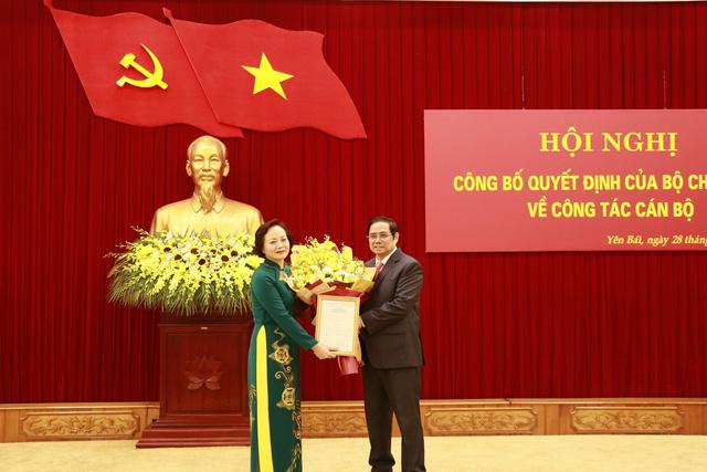 Tân Thứ trưởng Bộ Nội vụ giữ chức Phó Trưởng ban Tổ chức Trung ương - Ảnh 1.