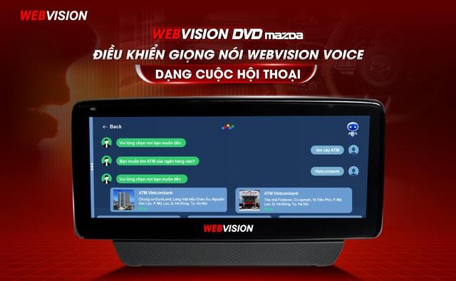 Webvision DVD Mazda - nâng cấp tiện ích, nâng tầm xe sang - Ảnh 3.
