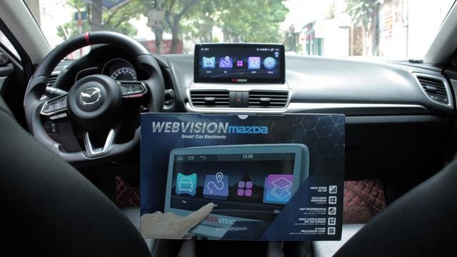 Webvision DVD Mazda - nâng cấp tiện ích, nâng tầm xe sang - Ảnh 4.