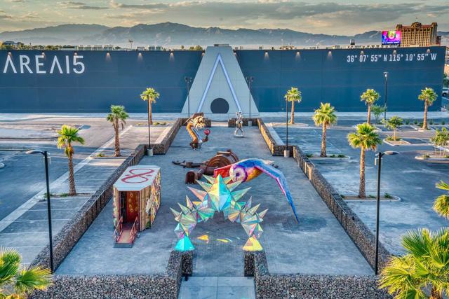 Lạc vào thế giới ảo với trải nghiệm nhập vai mới ở Las Vegas (Mỹ) - ảnh 1