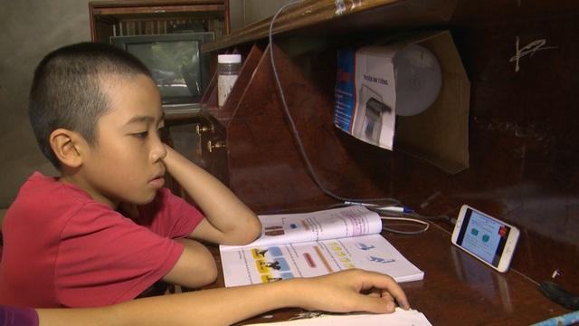 Ước mơ của cậu học trò nghèo với căn bệnh ung thư dạ dày - Ảnh 1.