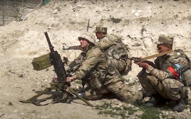 Nguy cơ mở rộng xung đột Armenia - Azerbaijan - Ảnh 2.