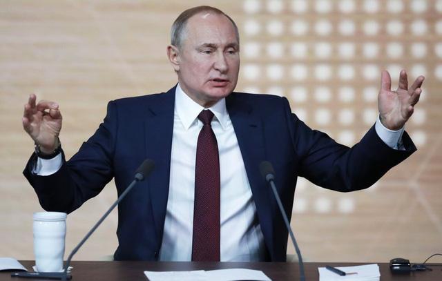Tổng thống Nga kêu gọi tuân thủ các biện pháp ngăn chặn COVID-19 - Ảnh 1.