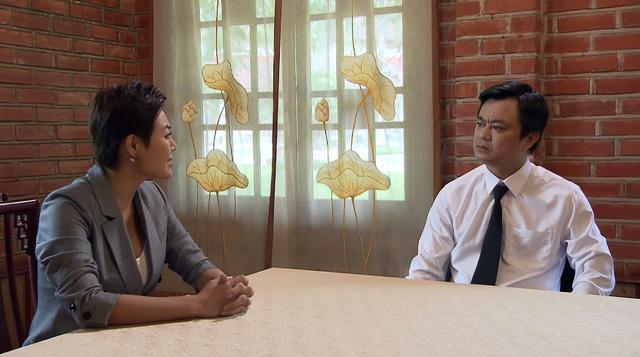 Lựa chọn số phận - Tập cuối: Gái gọi Yến (Thanh Hương) quay sang ép tiền thẩm phán - Ảnh 2.