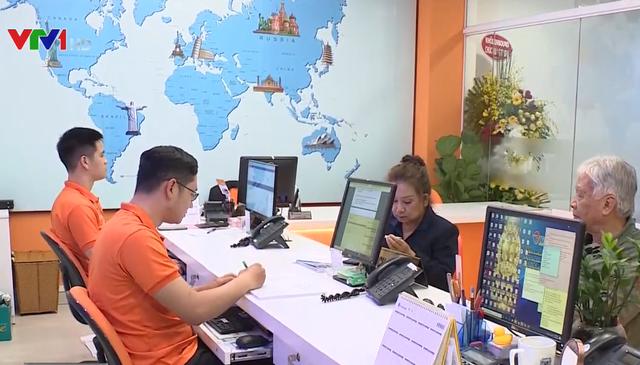 Doanh nghiệp du lịch trực tuyến xoay xở hồi phục sau dịch - Ảnh 1.