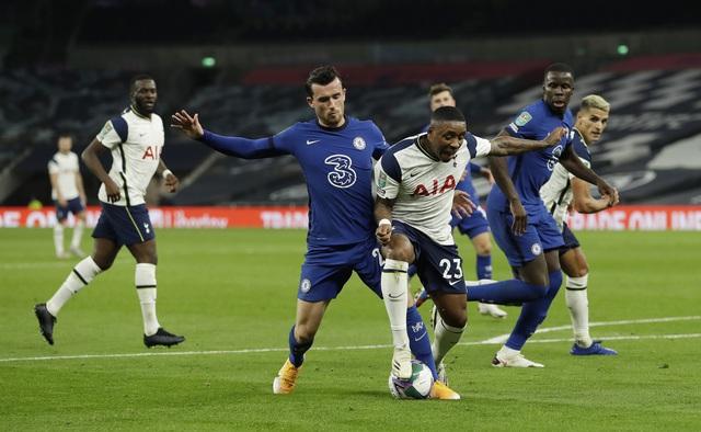 Loại Chelsea sau loạt luân lưu, Tottenham vào tứ kết cúp Liên đoàn - Ảnh 1.