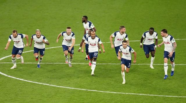 Loại Chelsea sau loạt luân lưu, Tottenham vào tứ kết cúp Liên đoàn - Ảnh 3.