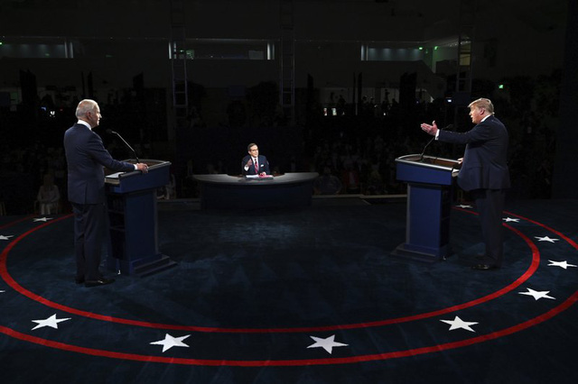 Joe Biden chỉ trích Tổng thống Trump về sự chậm trễ ứng phó với đại dịch COVID-19 - Ảnh 1.