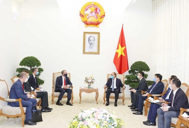 Việt Nam luôn coi Vương quốc Anh là đối tác hàng đầu tại châu Âu - Ảnh 1.
