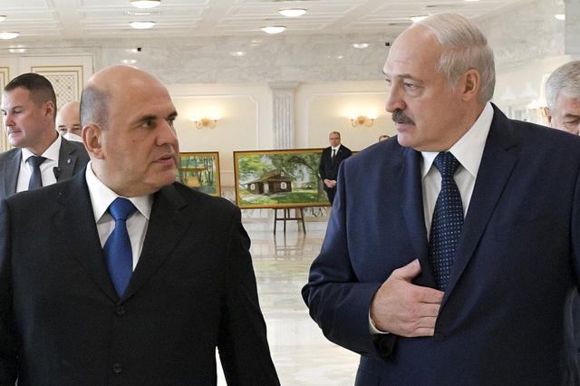 Nga và Belarus khẳng định quan hệ đồng minh - Ảnh 1.