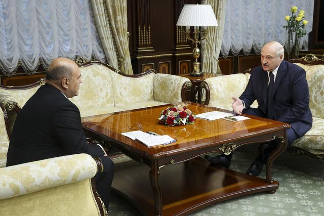 Nga và Belarus khẳng định quan hệ đồng minh - Ảnh 2.
