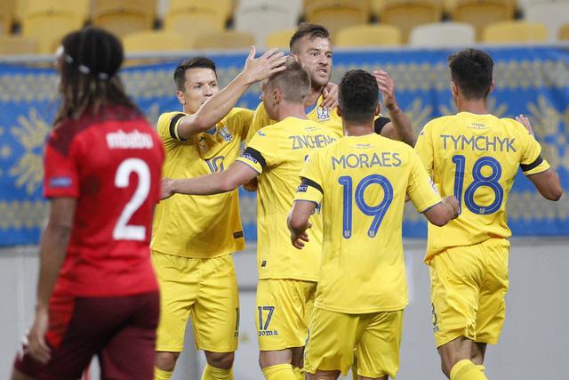 UEFA Nations League sáng 4/9: ĐT Đức 1-1 Tây Ban Nha, Ukraine 2-1 ĐT Thuỵ Sĩ - Ảnh 3.