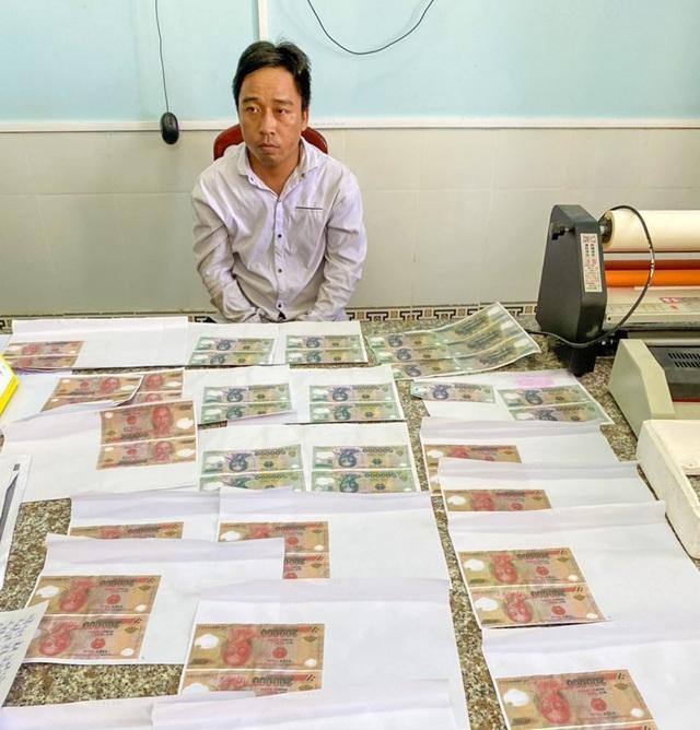 Phát hiện xưởng sản xuất tiền giả ở Cần Thơ - Ảnh 1.