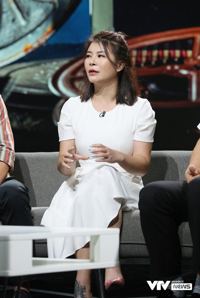 NSƯT Kim Oanh: Chưa phim nào tôi không bị... ăn tát - Ảnh 2.