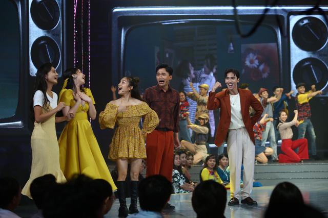 Dàn diễn viên Nhà trọ Balanha khuấy động sân khấu VTV Awards 2020 - Ảnh 3.