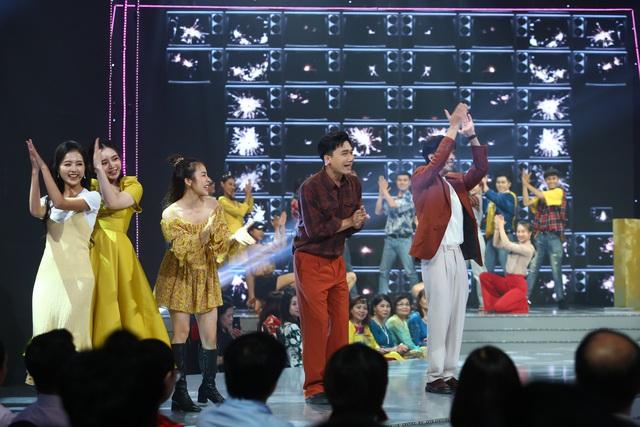 Dàn diễn viên Nhà trọ Balanha khuấy động sân khấu VTV Awards 2020 - Ảnh 4.