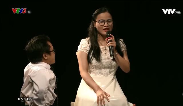 Điều ước thứ 7: Cô gái khiếm thị vượt lên số phận giành học bổng trị giá 1 tỉ đồng - Ảnh 4.