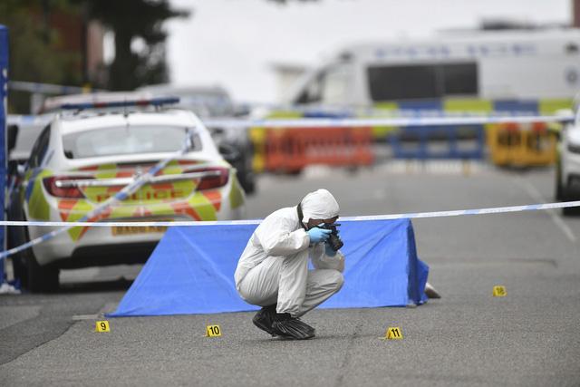 Đâm dao nghiêm trọng tại Birmingham (Anh), ít nhất 1 người thiệt mạng - Ảnh 2.