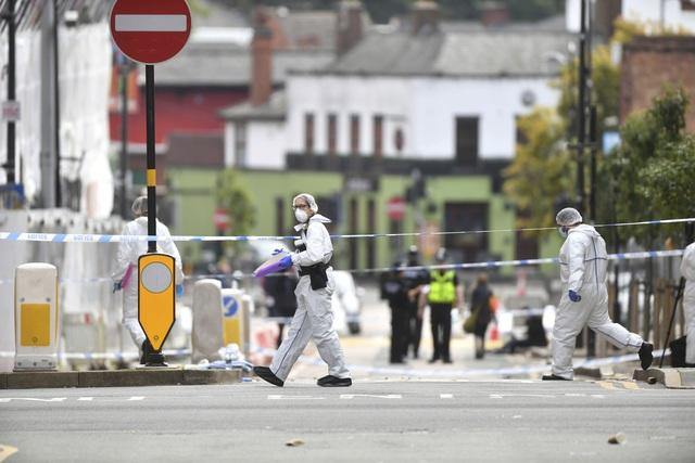 Đâm dao nghiêm trọng tại Birmingham (Anh), ít nhất 1 người thiệt mạng - Ảnh 3.