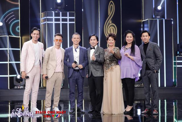 Hoàng Bách xin lỗi Nam Khánh trên sóng truyền hình sau 10 năm - Ảnh 6.