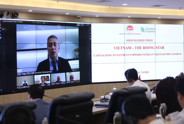Việt Nam: Ngôi sao đang lên thu hút đầu tư nước ngoài - Ảnh 1.